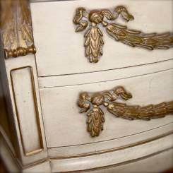Classic painted furniture